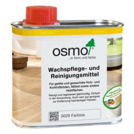 Wachspflege und Reinigungsmittel /-Spray