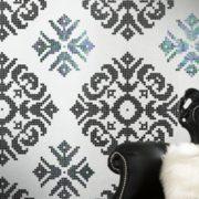 Flīzes Mozaīka Trend Wallpaper