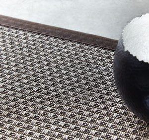 Carpets from natural fibre and door mats